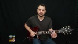 Slide Guitar Ear Training Tip - Open E Tuning