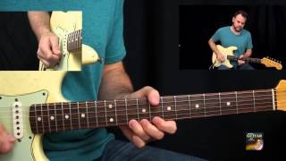 "Blues Techniques Preview - ""Tone Starts in Your Hands"""