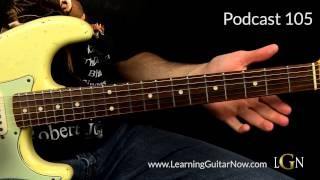 Jimi Hendrix Bleeding Heart Style Lesson