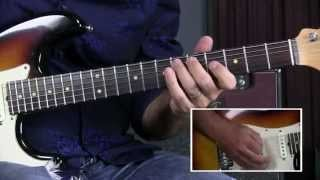 Blues Guitar Lesson Killing Floor Riff