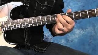 Major Pentatonic Scale For Blues Turnarounds