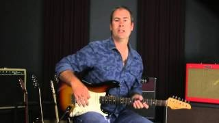 Blues Guitar Lesson - Adding 2 And 6 To The Blues Scale