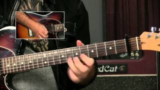 How To Use A Capo Guitar Lesson