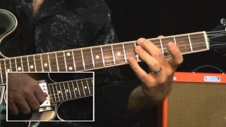 Silver Bells Christmas 2013 Solo Guitar Lesson
