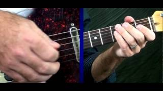 Blues Guitar Lesson: Cool Strumming And Rhythm Using Mary Had A Little Lamb
