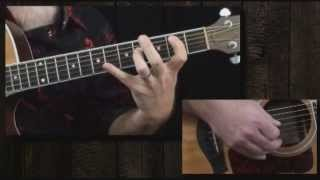 Acoustic Blues Guitar Lesson - Blues In E