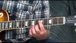 Blues Guitar Lesson: 2 Guitars Bass and Rhythm