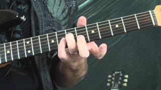 Born In Chicago Style Blues Guitar Lesson