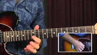 Blues Soloing Lesson: The Clapton Flurry