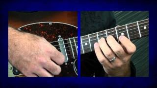 Blues Guitar Lesson: Eric Clapton Crossroads Style Lick