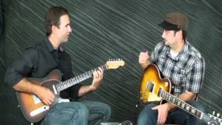 Griff Hamlin and Marty Schwartz - Barre Chord Discussion