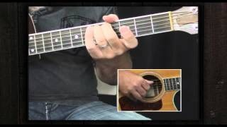 Acoustic Blues Guitar Lesson With Robert Johnson Style Turnaround