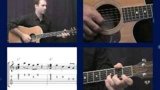 Beginner Blues Guitar Lessons: Sitting Easy Blues on Acoustic
