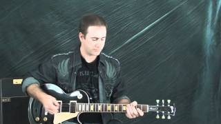 Guitar Tones Lesson - getting tones with a Les Paul style guitar