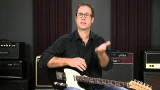 Blues Guitar Lesson - Using Chord Inversions For Solos