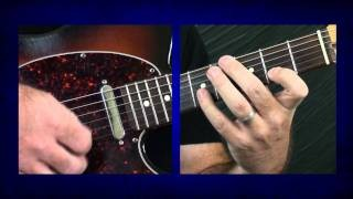 Born Under A Bad Sign Style Blues Guitar Lesson