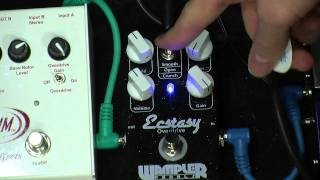 Ecstasy Overdrive from Wampler Pedals
