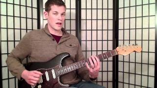 Mother of All Major Scale Exercises - Part 1 of 4