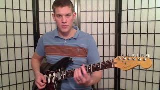 Mother of All Major Scale Exercises - Part 4 of 4