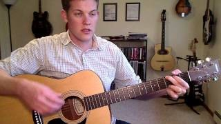 How to Embellish a G Chord